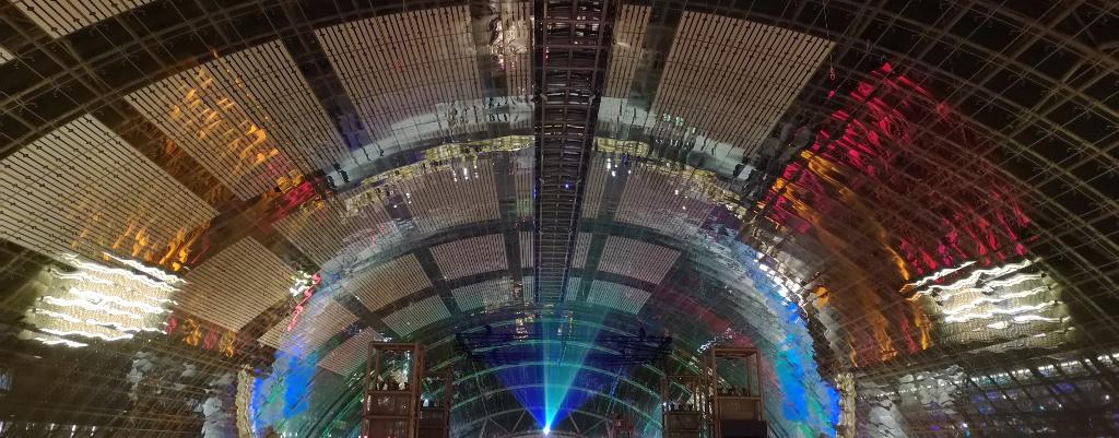 Lichtshow_Glashalle